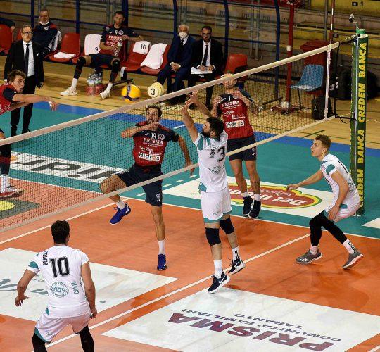 10/01/2021 Serie A2   Prisma Volley – Cantù